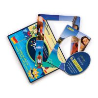 3 in 1 Magnetic Photo Frame (145 x 180 x 0.5 mm). H-M401