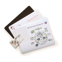 Business Card Mouse Mat. H-MM108A
