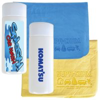 Supa Cham Chamois/Body Towel in Tube. LL404
