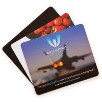 Deluxe Mouse Mat (230 x 190 x 3 mm) Rubber Sponge. H-MM102