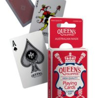 Playing Cards. Q-144120