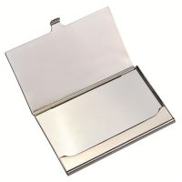 Shiny business card holder. D-CG001