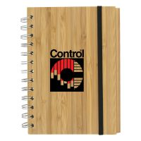 Bamboo Eco Notebook. H-T928
