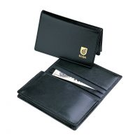 Leather Pocket Business Card Holder. IC-D516