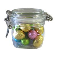 Canister filled -  Mini Easter Eggs  CCE017