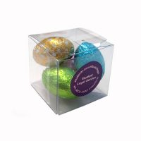 Cube filled -  Mini Easter Eggs CCE018