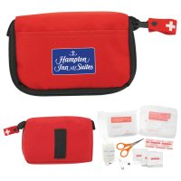 First Aid Travel Kit - 13 Piece. H-H681