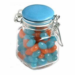 Glass Clip Lock jar