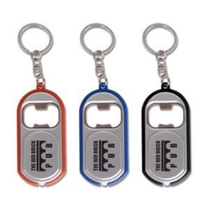 Multi functional keyrings