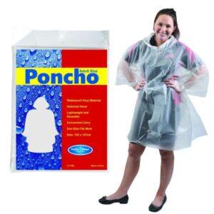 Ponchos & Rain Jackets